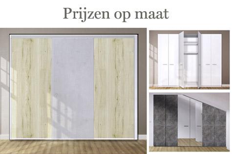 Armadio Amsterdam Cabinet Inbouwkasten Op Maat