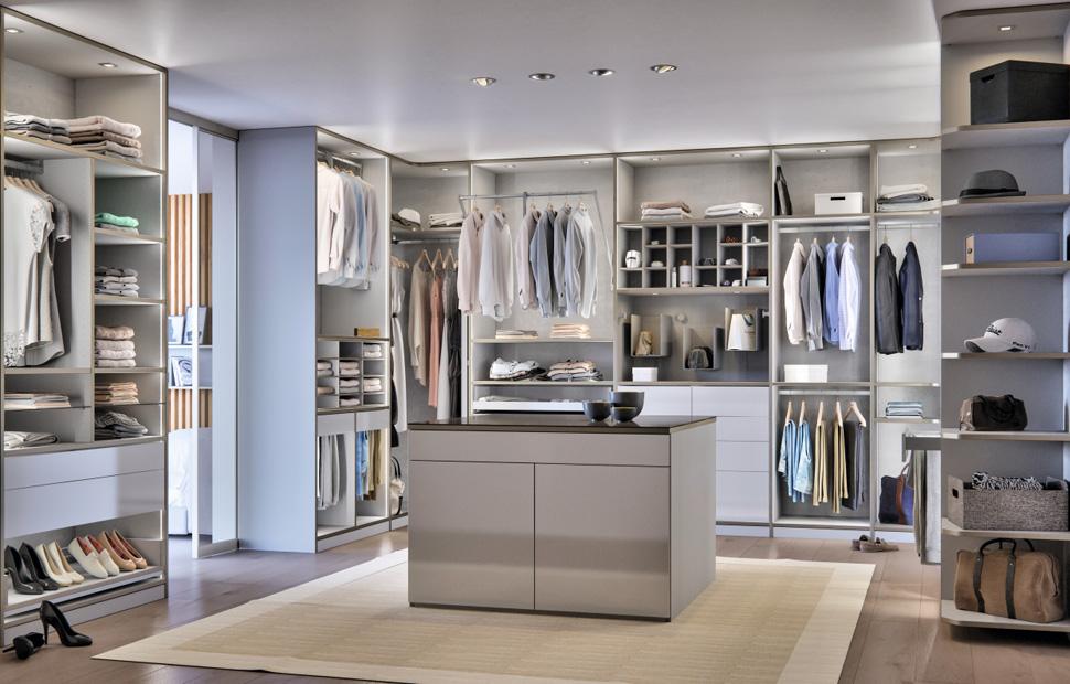 Cabinet Schranksysteme Ag Einbauschranke Nach Mass Begehbare Kleiderschranke